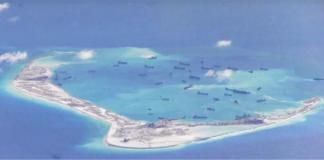 Paracels islands