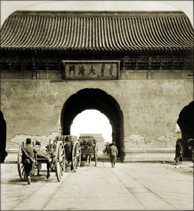 75 Amazing Restored Old Photos Of China The Most Iconic