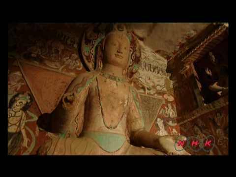 Mogao Cave Sanctuaries in China