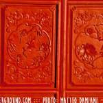 red-chinese-window-door