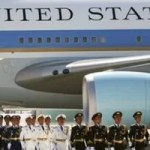 Honour guards march after welcoming U.S. President Barack Obama (unseen) at Hangzhou Xiaoshan international airport before the G20 Summit in Hangzhou, Zhejiang province, China September 3, 2016. REUTERS/Damir Sagolj