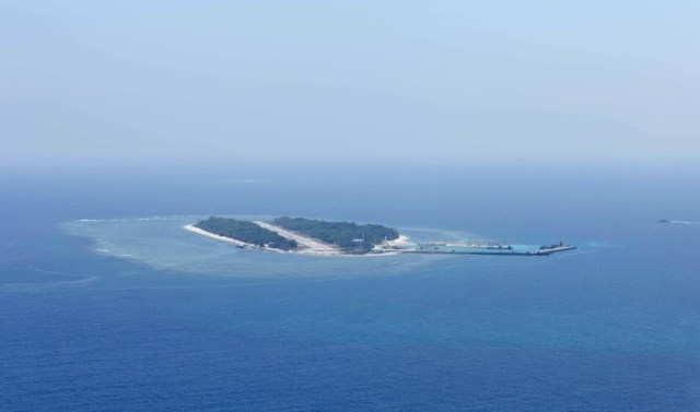 Taiwan asks Google to blur images showing new South China Sea facilitites