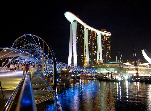Marina Bay Sands photo