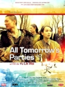 "Poster for the movie ""All Tomorrow's Parties"""
