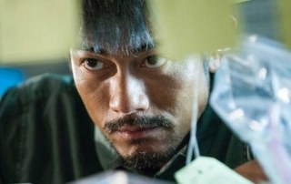 """Aaron Kwok in """"Port of Call ,"""" (Mei Ah Film Production, 2015)"""