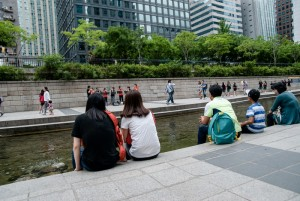 Cheonggyecheon Stream_01