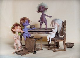 Vertales Ball Jointed Dolls