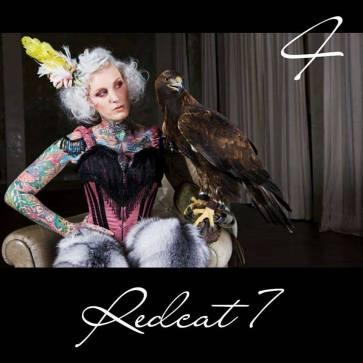 Photo: Steffen Diemer, Model: Lexy Hell, Corset: Redcat 7. Hairpiece: icing