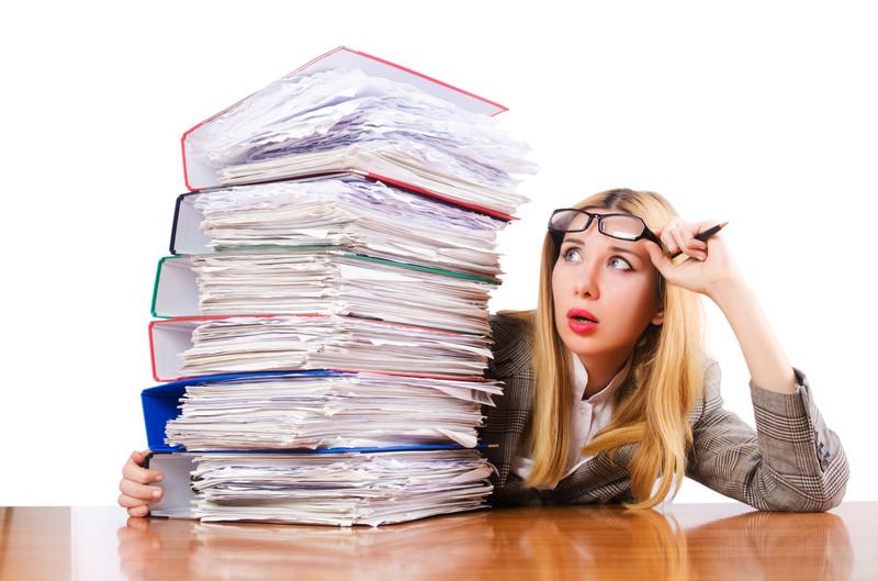 Organize sua vida, organize seus documentos
