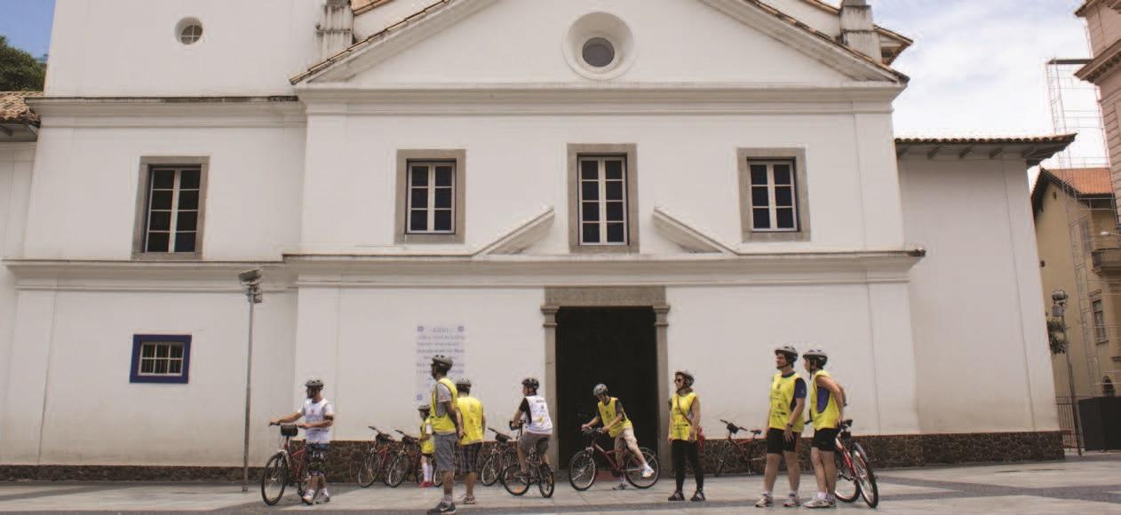 Bike Tour SP: Conheça São Paulo pedalando!