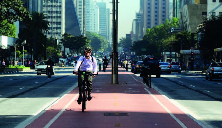 Bicicletas e carros podem conviver em harmonia?