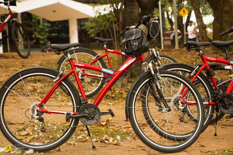 Bike Tour SP e Shopping Market Place lançam nova rota na Berrini durante o aniversário de São Paulo