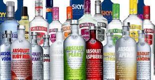 A história da Vodka