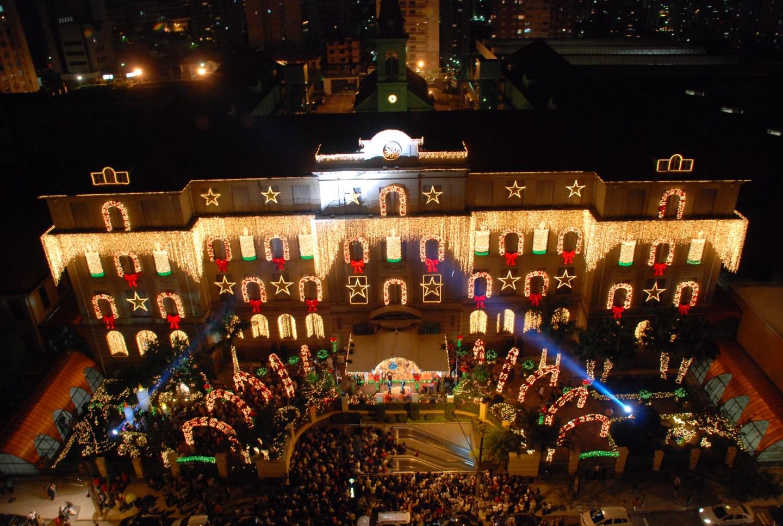 Natal sustentável e colaborativo no Colégio Marista Arquidiocesano