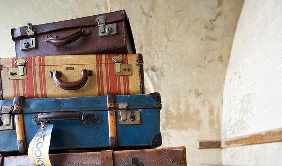 Voltando de viagem....E agora? Quem desfaz a mala?