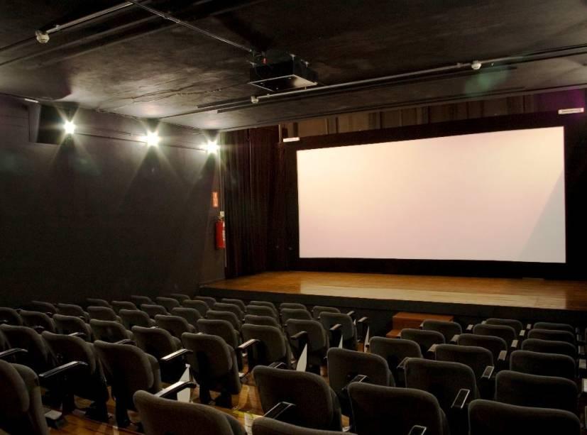 Nova programação no Cine Segall!