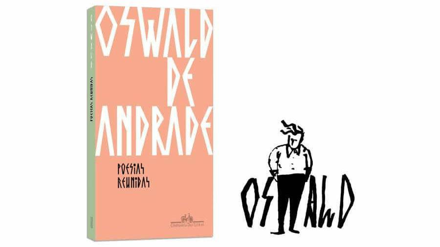Lançamento do livro Poesias Reunidas, de Oswald de Andrade no Lasar Segall
