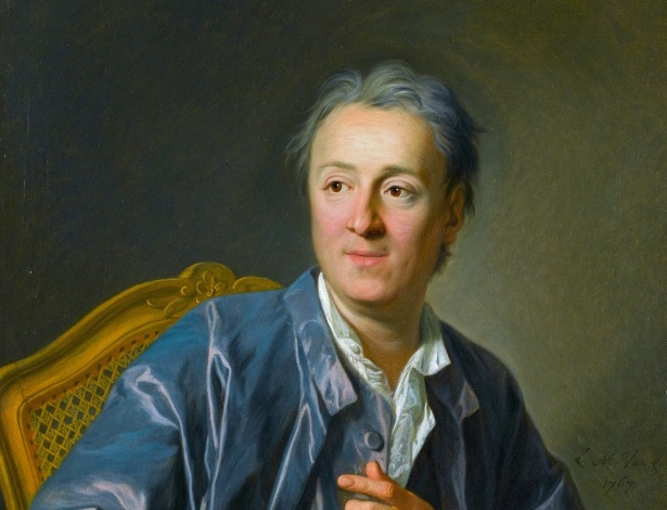 Ruas: Quem foi Denis Diderot?