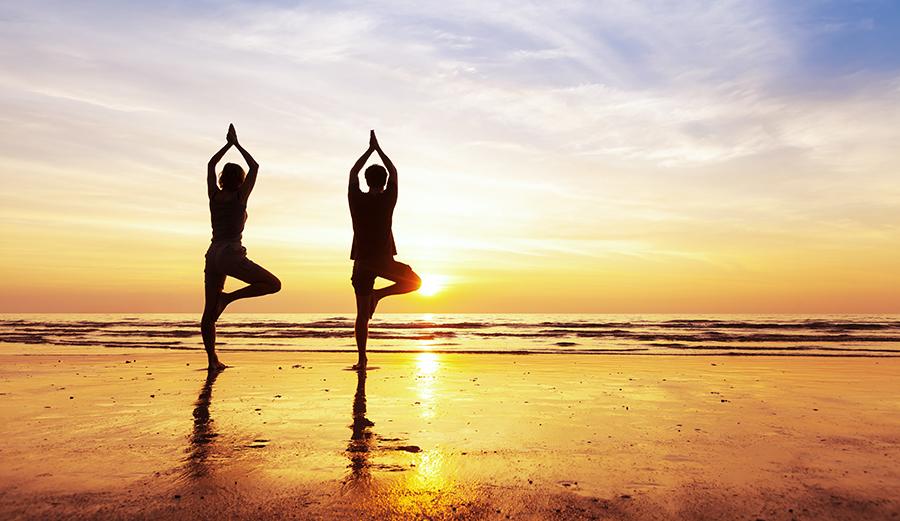 Benefícios da prática do Yoga