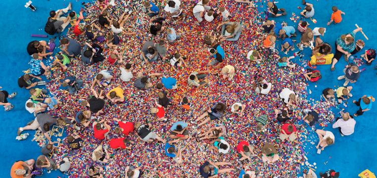 """""""Festival LEGO"""" acontece pela primeira vez no Brasil no Shopping Cidade Jardim"""