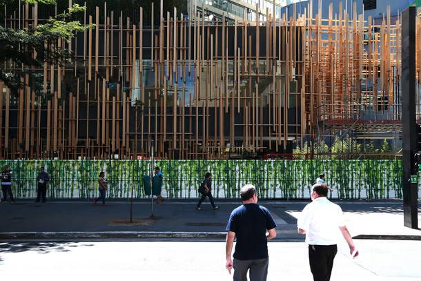Arquitetura inovadora de Kengo Kuma é tema de mostra na Avenida Paulista