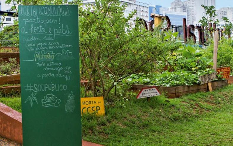IV Festival de Agricultura Urbana invade o CCSP