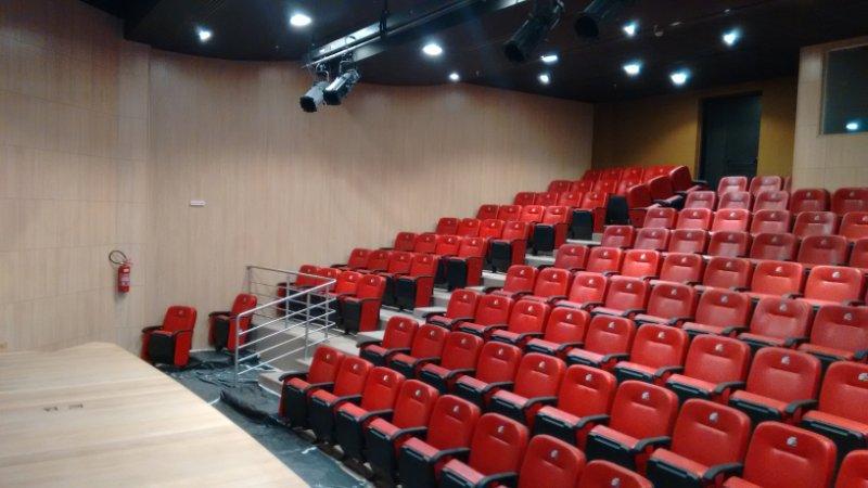 Teatro BTC é o novo espaço cultural da Vila Mariana