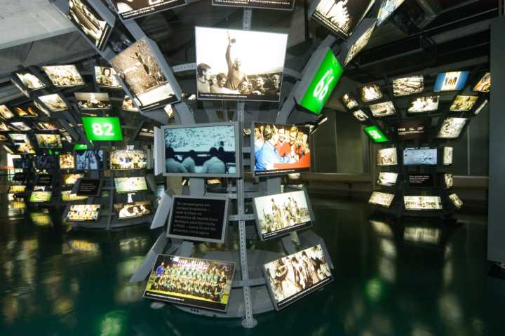 Museu do Futebol tem programação especial nas férias