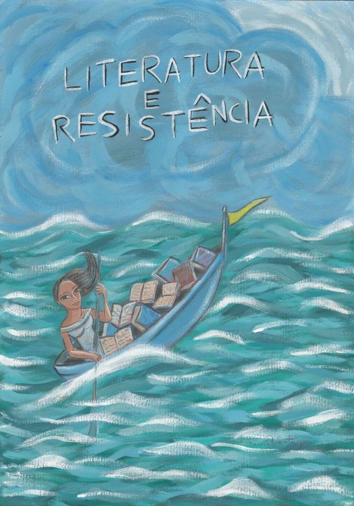 Exposição de ilustrações dá início à movimento em favor do livro para a infância