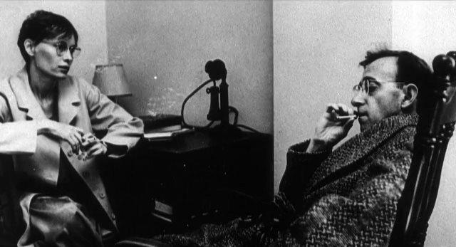 Woody Allen e Norman Jewison em exibição no Sesc Vila Mariana