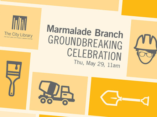 Marmalade Groundbreaking email banner