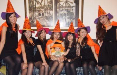 Halloweenパーティー