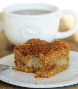 Copycat Hostess Cream Cheese Coffee Cake