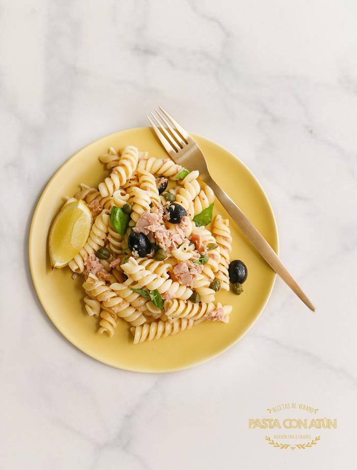 Pasta con Atún – Recetas de Verano