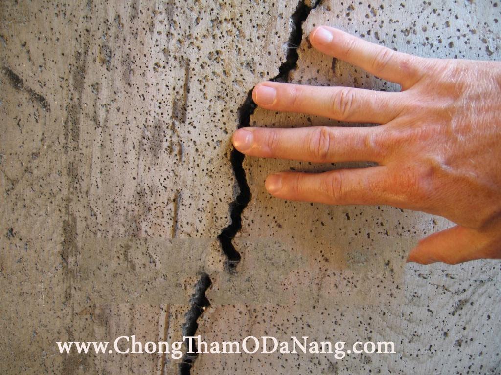 Nguyên nhân và cách xử lý vết nứt bê tông