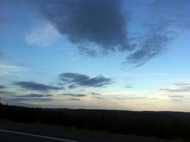 Inspiring Sky