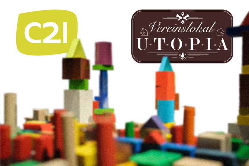 Vereinslokal Utopia, C21