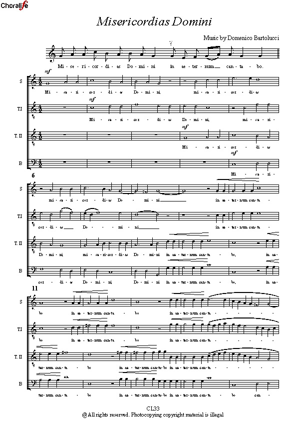 Preview Misericordias Domini_STTB Choir_Bartolucci