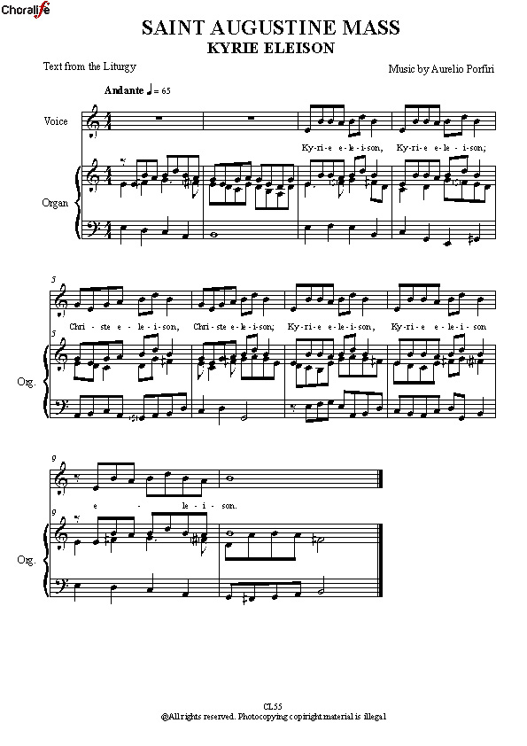 Preview SAINT AUGUSTINE MASS SCORE_Porfiri