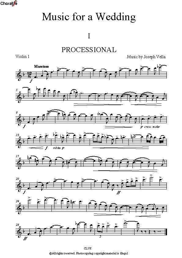 Preview Violin_I