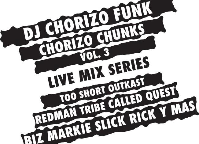 Chorizo chunks vol. 3