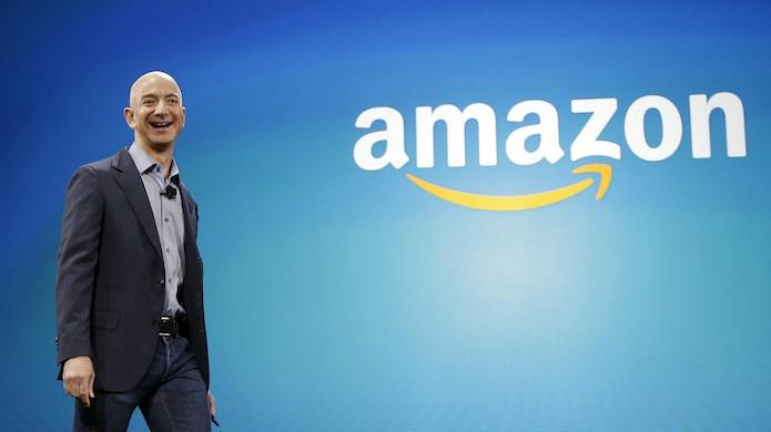 Jeff Bezos CEO Amazon Photo