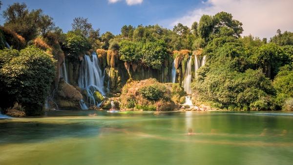 Kravicer Wasserfälle