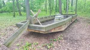 Römer Boot bei Lünen an der Lippe