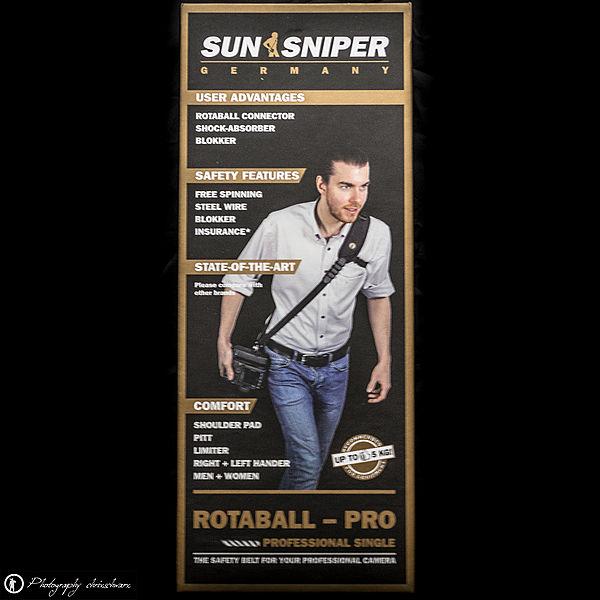 Sun Sniper Rotaball Pro