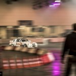 Essen Motor Show 2017 - Drift-Taxi
