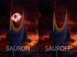 Pun - Sauron Sauroff