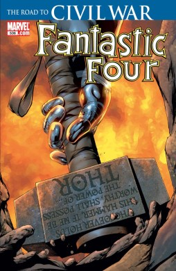 Cover of Fantastic Four 536