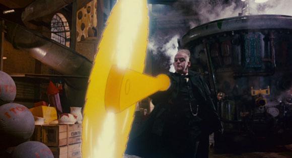 Judge Doom Saw Hand