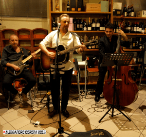 Gigs: Officina del Gusto (15-10-2015)